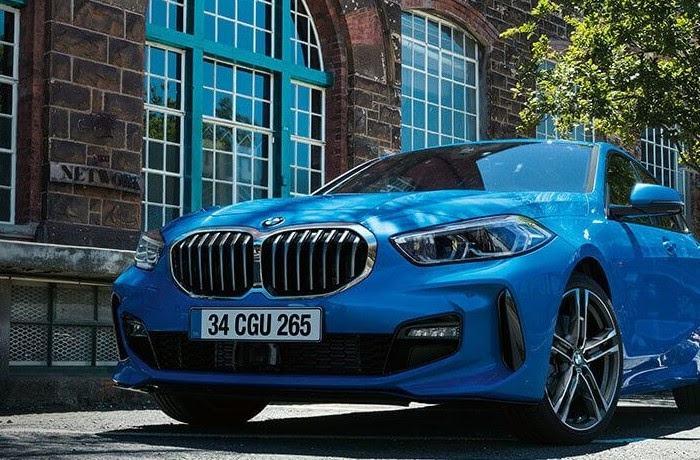 2020 BMW 116d 1.5 116 BG First Edition Sport Line / 4,6 Litre