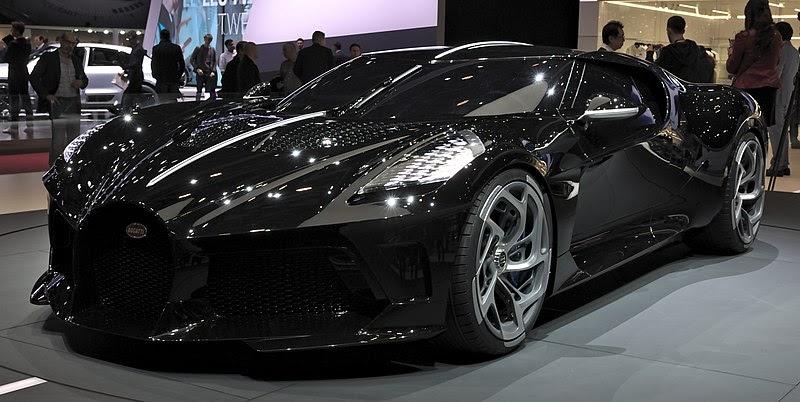 Bugatti La Voi̇ture Noire