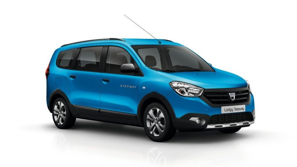 2020 Dacia Lodgy 1.5 Blue DCi 95 BG Laureate / 4 Litre