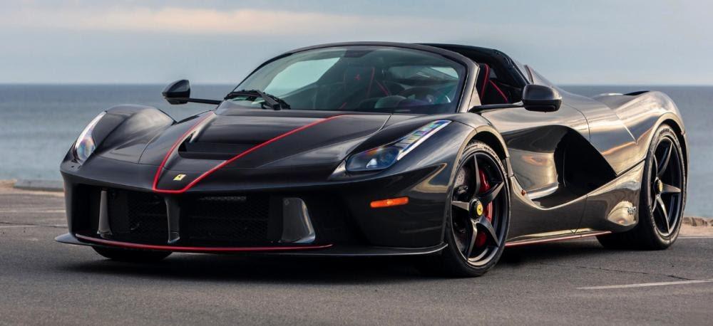 Ferrari La Aperta