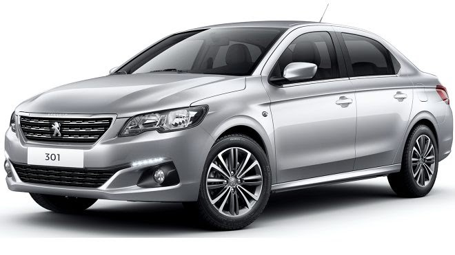 2020 Peugeot 301 1.5 Blue HDi / 3,9 Litre